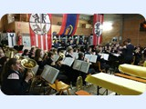Die show and brass band Alsfeld